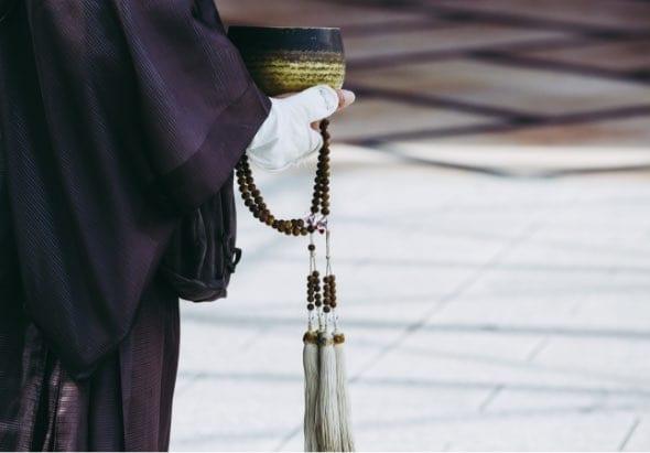 僧侶の派遣ではない寺院での葬儀